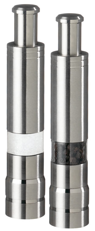 Pump & Grind Pepper Mill & Salt Mill