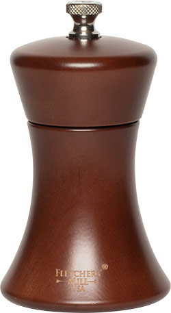 "4"" Sierra Pepper Mill & Salt Mill"
