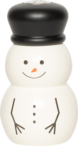 4 inch Snowman Shaker with Hat